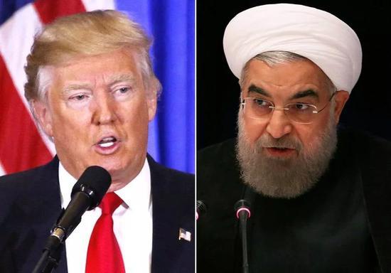 ▲面对制裁朝鲜和伊朗或将团结在一起