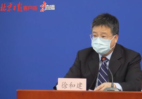 摩天官网:北京严防疫情扩散严防院感摩天官网事图片