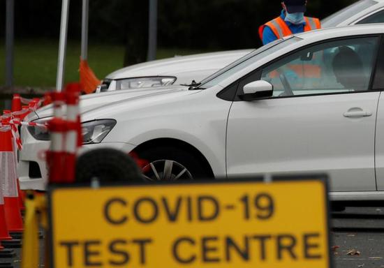 世卫组织:英国变种新冠病毒情况可控,不必过于惊慌