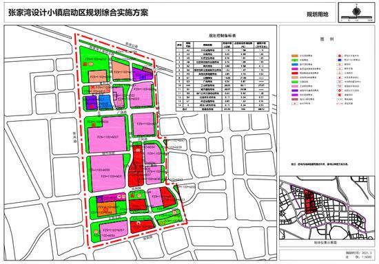 北京城市副中心打造设计小镇!启动区规划方案公示图片