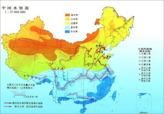 南北共饮长江水 全靠这个世界上规模最大调水工程|调水工程