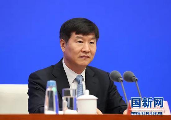 交通部副部长刘小明,履新广西图片