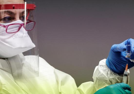 土耳其接种中国疫苗计划已持续两周 超150万人接种
