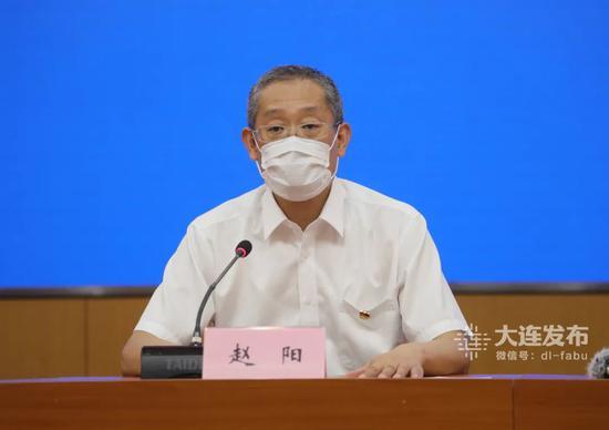 大连市教育局局长 赵阳