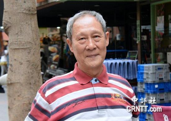 李玉文 图片来自香港中评社