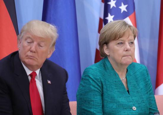 德国总理默克尔将于5月24日至25日访华