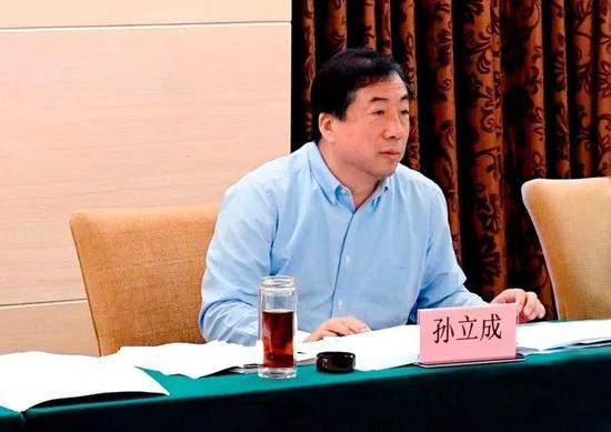 接棒王忠林 济南市委书记到任图片