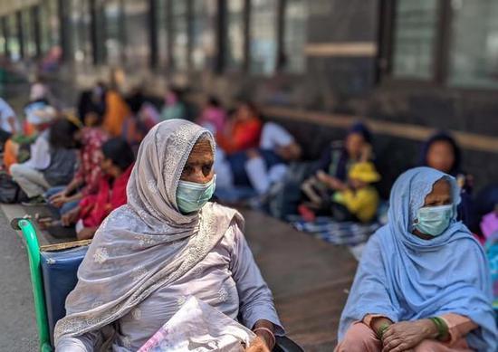 至少29国日增确诊超千例 印度再现单日最大增幅