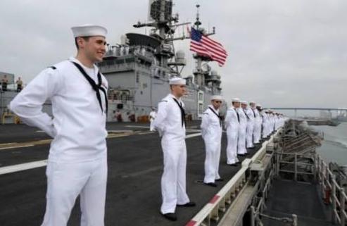 美国海军(资料图)