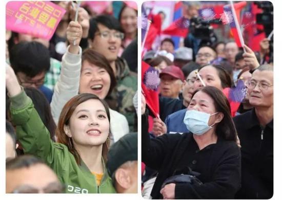 媒体谈台湾2020选举:蓝绿都难逃年轻世代反扑图片