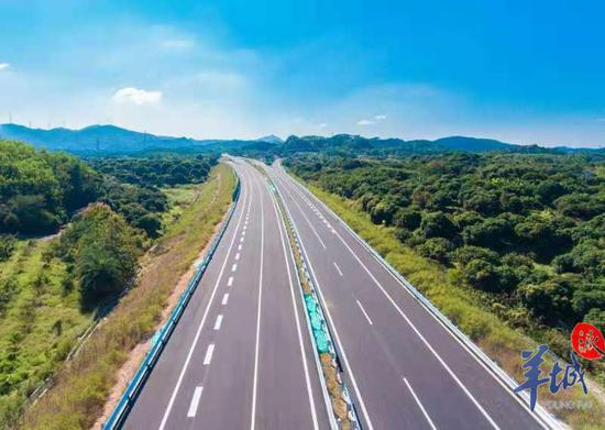 广东再添出省通道!大潮高速12月底通车,梅州大埔至潮州将省1小时图片