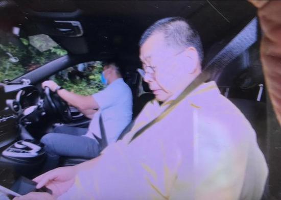 乱港分子黎智英再度被捕 涉三次非法集结图片
