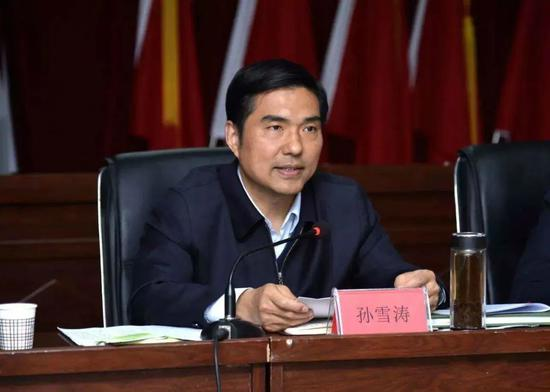 摩天代理肃新任副省长曾摩天代理在部委工作20年图片
