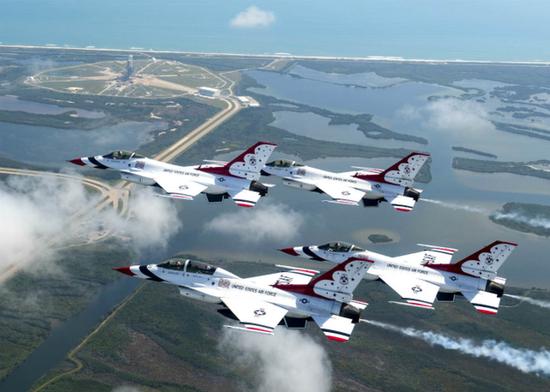 """F-35""""是我们的一坨……?""""美媒:美空军竟然正在严肃考虑重新采购F-16"""