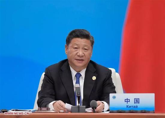 """北京赛车4码方法如下:上合组织青岛峰会上的""""中国建议"""""""