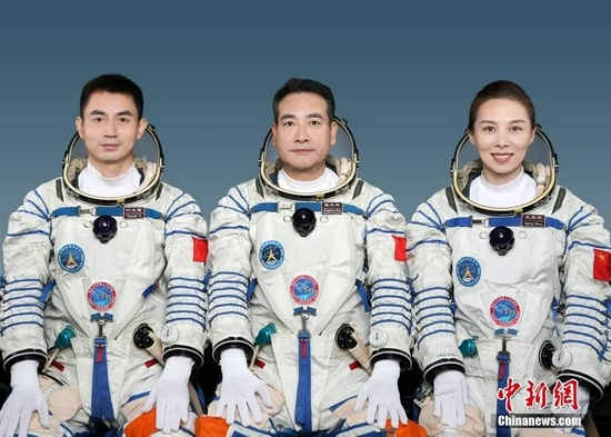 中国载人航天工程办公室 供图
