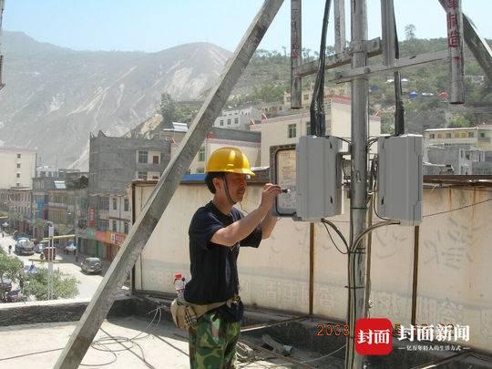 2008年正在工作中的刘道彬
