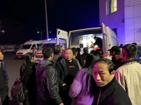 四川宜宾煤矿透水事故遇难人数增