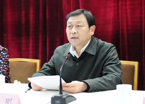 安徽省政府副秘书长许刚被查(图/简历)图片