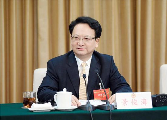 吉林、湖南、贵州、云南4省省委书记同时调整图片