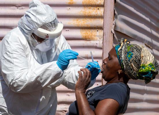 非洲疾控中心:尼日利亚或出现又一种新冠变种