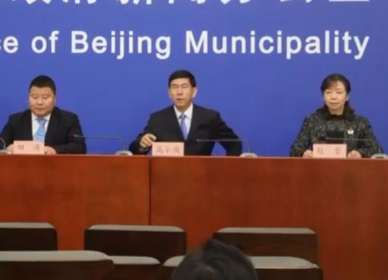 11月底前 北京市核酸检测能力将达到每日60万份以上图片