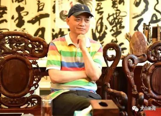 崔永元(来源:北京日报)