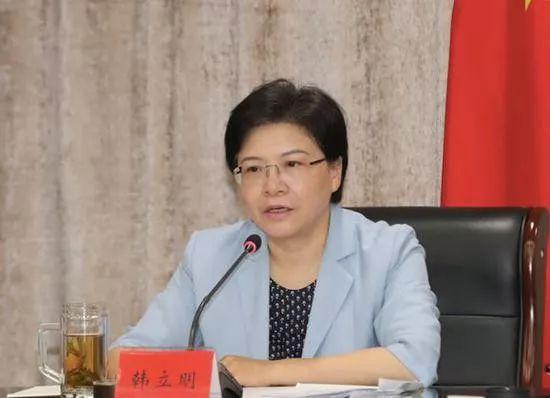 """南京迎来首位女市长 曾""""携匾上任""""(图/简历)"""