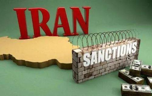 """美国多次以""""人权""""问题为由对伊朗实施制裁"""