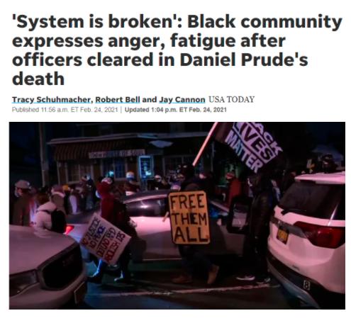 """系统性种族歧视""""系列剧""""仍在美国上演"""