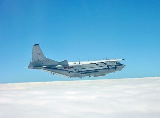 运-8运输机(台媒)