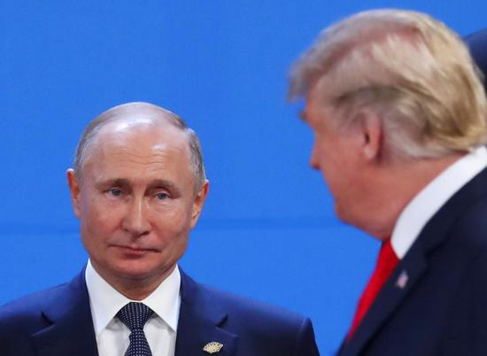 克宫发言人:俄方将邀请特朗普明年5月访俄