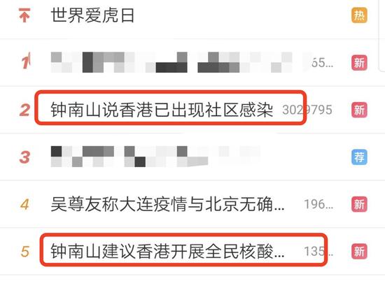 赢咖3官网,钟南赢咖3官网山这条建议上热图片
