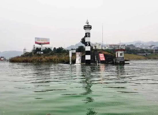 三峡水库连续11年实现175米满蓄目标图片