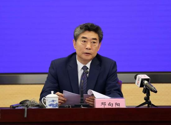 安徽省委常委、常务副省长邓向阳增补为安徽省政协委员