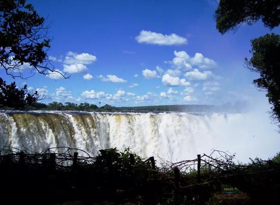 津巴布韋維多利亞大瀑布((圖片來源:攝圖網))