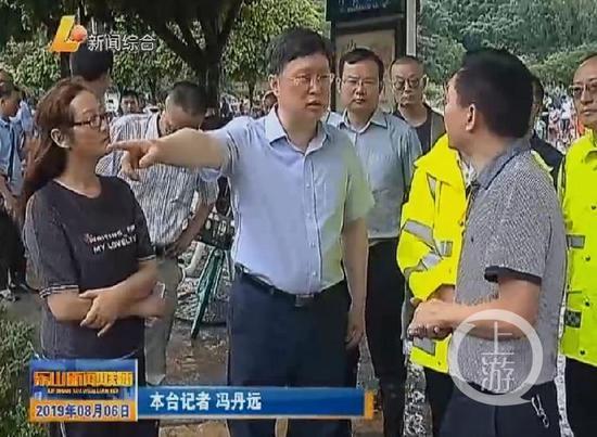 四川一市委书记怒吼女局长:违建拆不完我撤了你|违建
