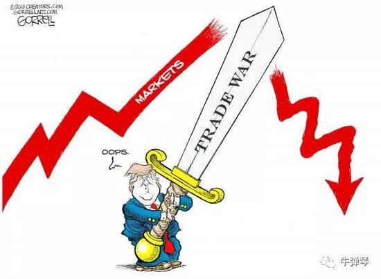 贸易战正式打响中国这样强势反击 有三点深刻启示