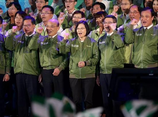 媒体:民进党长期垄断性执政恐难避免图片