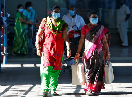 """印媒:本国疫情加剧社会分裂 或将出现""""两个印度"""""""