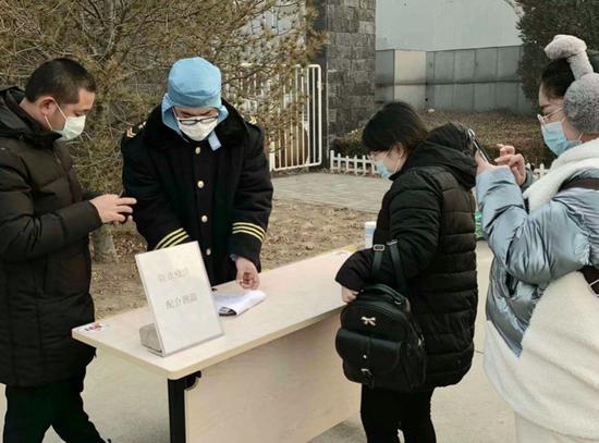 北京发现一条闲置口罩生产线 本周将投入试生产图片