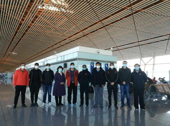 北京援青团队分批返岗,首批人员隔离观察7天后将赴玉树图片