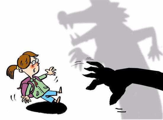 媒体梳理猥亵儿童案改判:有被告人十年有期徒刑改无期