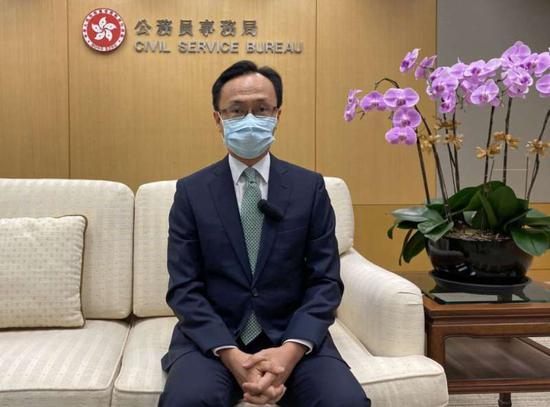香港超3000名医护报名协助全民检测 将保障好市民隐私