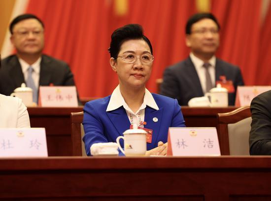 林洁中选深圳市政协主席,还选出三位新的副主席