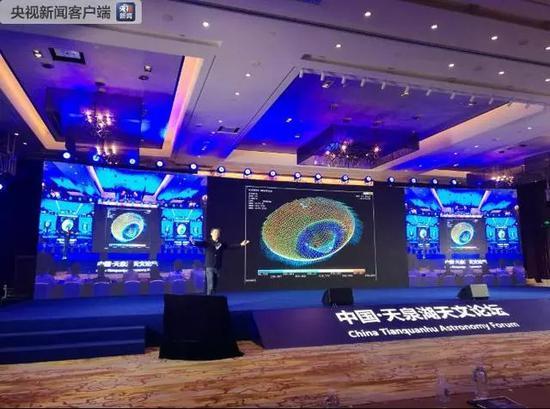 中国天眼明年开始搜寻地外生命