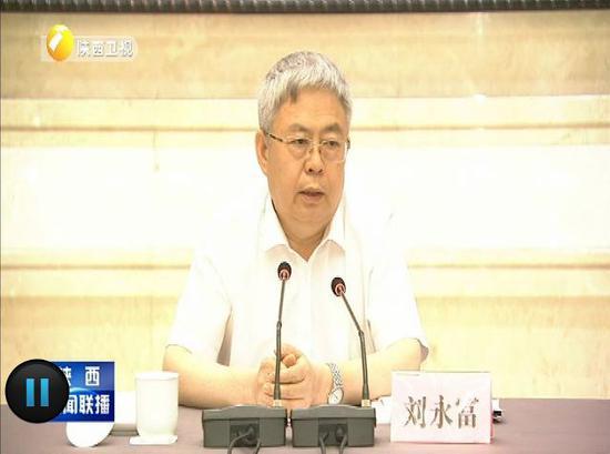 胡春华任组长的小组 派了巡查组去陕西(图)|胡春华
