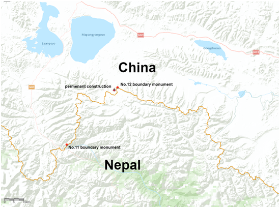 中国侵占尼泊尔领土?背后的真相是这样的……