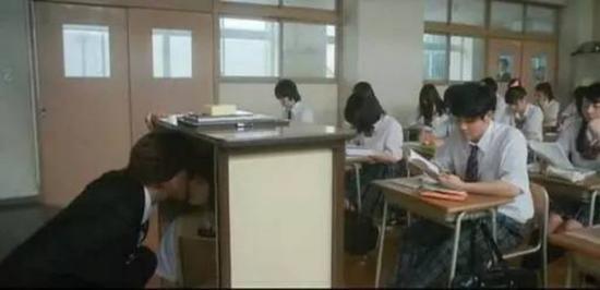 日本电影《近距离恋爱》截图