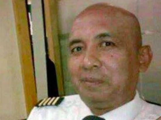马航MH370机长扎哈里